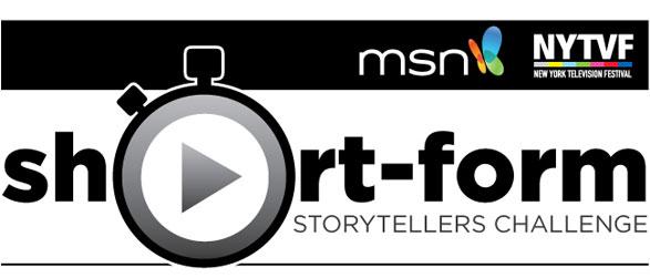 msn short-form storytellers challenge