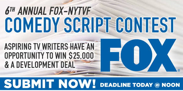 Fox Comedy Script Contest